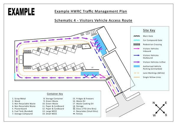 Traffic Management Plans Site Signage Vehicle Routes Plant Movements